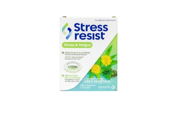 STRESS RESIST